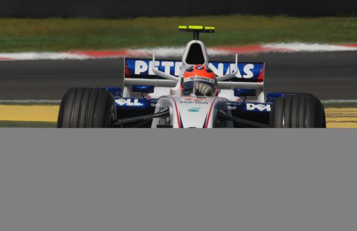 F1 - Robert kubica - GP Hiszpanii