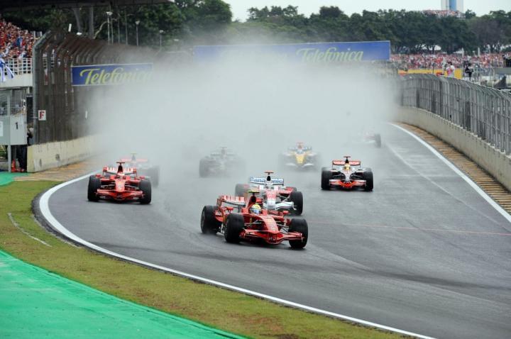 GP Brazylii 2008