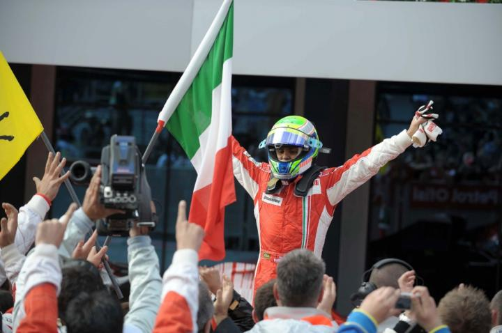 Felipe Massa - GP Turcji 2008