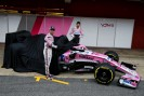 2018 Prezentacje Force India Force India 01