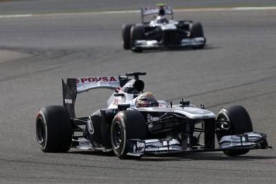 Q1: Williams odpada z kwalifikacji