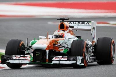 Force India przed GP Japonii