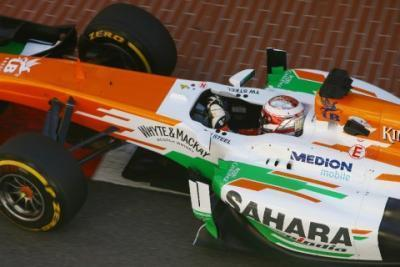 Force India poza Q3