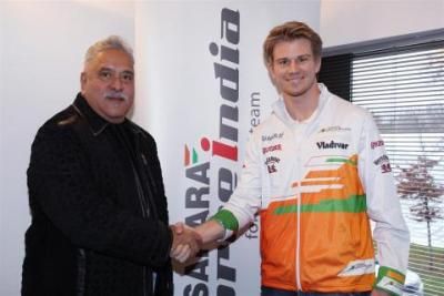 Hulkenberg oficjalnie wraca do Force India