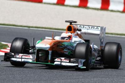 Di Resta: Force India negocjuje z Perezem