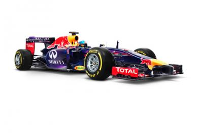 Red Bull prezentuje RB10