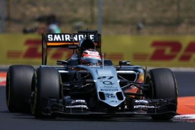 Force India przed GP Belgii