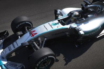 Hamilton w Spa zdobył 48. pole position