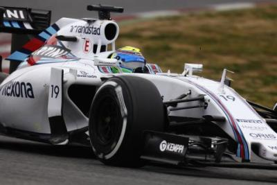 Williams przed Grand Prix Meksyku