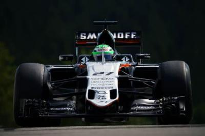 Force India czeka interesująca walka z Williamsem