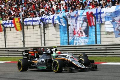 Force India pokaże nowy bolid 22 lutego