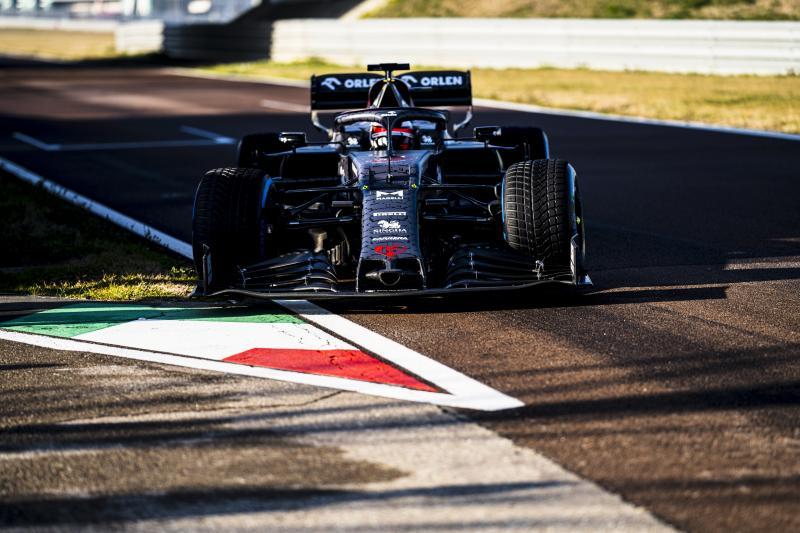 Kimi Raikkonen w C39