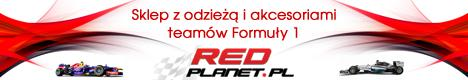 Red Planet - sklep F1