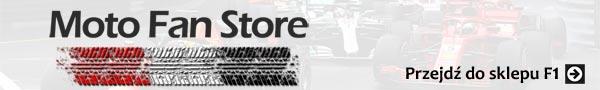 Moto Fan Store - sklep F1